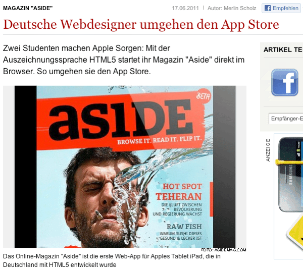 Welt screenshot
